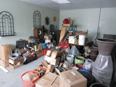 That's a lot of junk!